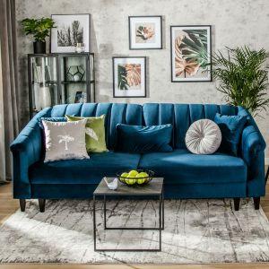 Sofa DAKAR NEW 3-osobowa, rozkładana dostępna w salonach Agata. Cena 2.469 zł