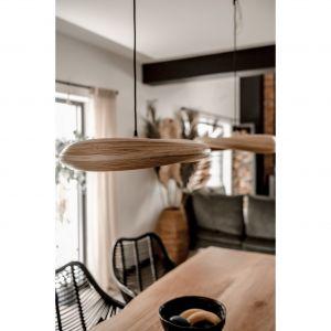 Przypominająca nieregularny dysk lampa wisząca Monnarita Stella. Cena: od 870 zł. Fot. Monnarita