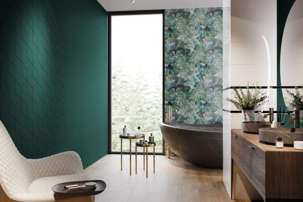 Piękne wzory inspirowane naturą, subtelne kolory i niepowtarzalne struktury, dodatki w kolorze złota, miedzi czy srebra – obok tych pomysłów na ściany i podłogi w łazience nie przejdziecie obojętnie! Zobaczcie nową kolekcję płytek ceramiczny