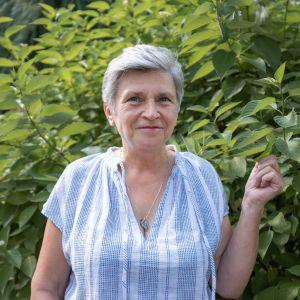 Ziutka Mieleszczuk, ogrodniczka. Fot. mat. prasowe Keter