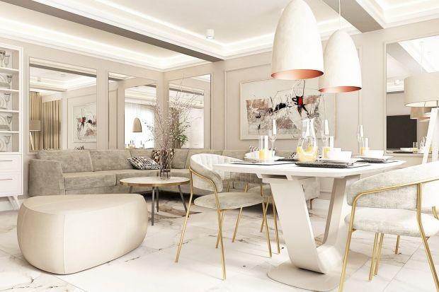 250-metrowy dom w Rzeszowie został zaprojektowany przez biuro projektowe Pracownia14, prowadzone przez Łukasza Magonia i Jakuba Lutaka. Wysublimowany zmysł estetyczny projektantów i holistyczne rozwiązania, dostosowane do wizji inwestorów sprawiły,