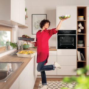 Ilość dostępnych na rynku mebli, sprzętów czy akcesoriów daje nieograniczone możliwości skomponowania praktycznie każdego wystroju kuchni. Fot. Gorenje