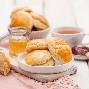 Angielskie scones. Fot. Thermomix