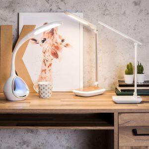 Lampki biurkowe LED - od 59,90 zł. Fot. Salony Agata