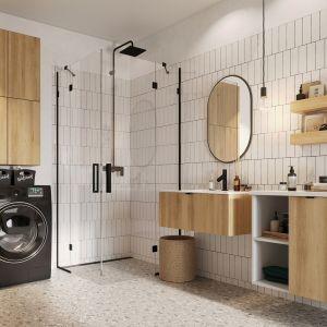 Meble do łazienki z kolekcji Torino marki NAS