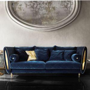 Sofa z kolekcji Sipario firmy Rad Pol. Fot. Rad Pol/Galeria Wnętrz Domar