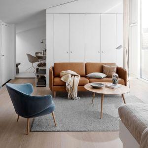 Sofa Lille to idealne rozwiązanie dla tych, którzy szukają prostej elegancji o niezwykłej wartości. Fot. BoConcept
