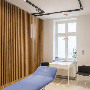 Fot. Labra RAY SYSTEM NT: Osteocenter Poznań, projekt wnętrza Baumann Pracownia Projektowa, fot. Krzysztof Zgoła