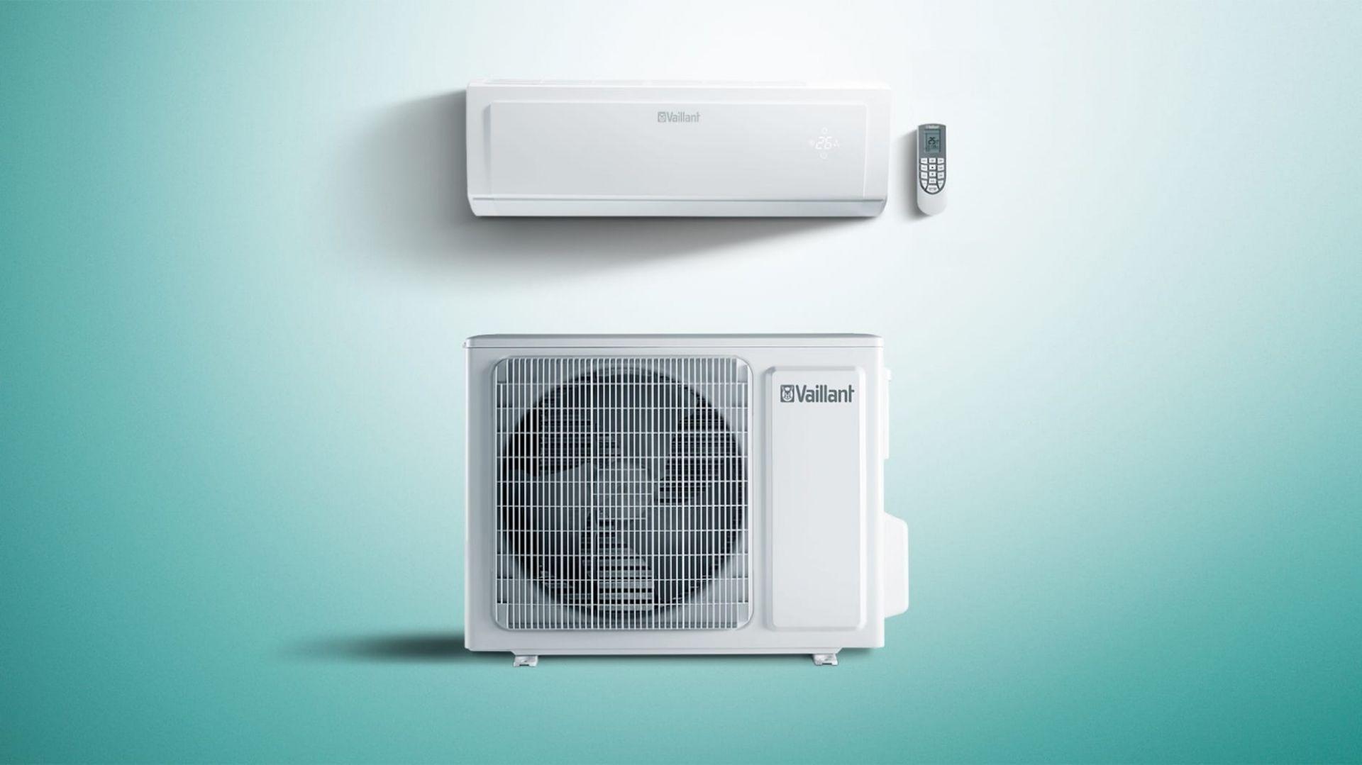 Najważniejszą funkcją klimatyzacji jest zachowanie komfortu cieplnego w twoim domu przez cały rok. Fot. Vaillant
