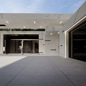 Re: Bianco House - nowy projekt architekta Marcina Tomaszewskiego z pracowni Reform Architekt. Fot. mat. prasowe Reform Architekt