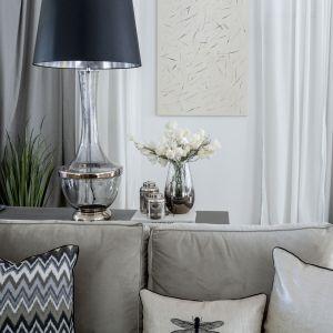 Lampa Troya - inspirowany Grecją pomysł do wnętrz w stylu klasycznym, nowojorskim czy art deco. Fot. mat prasowe 4concepts