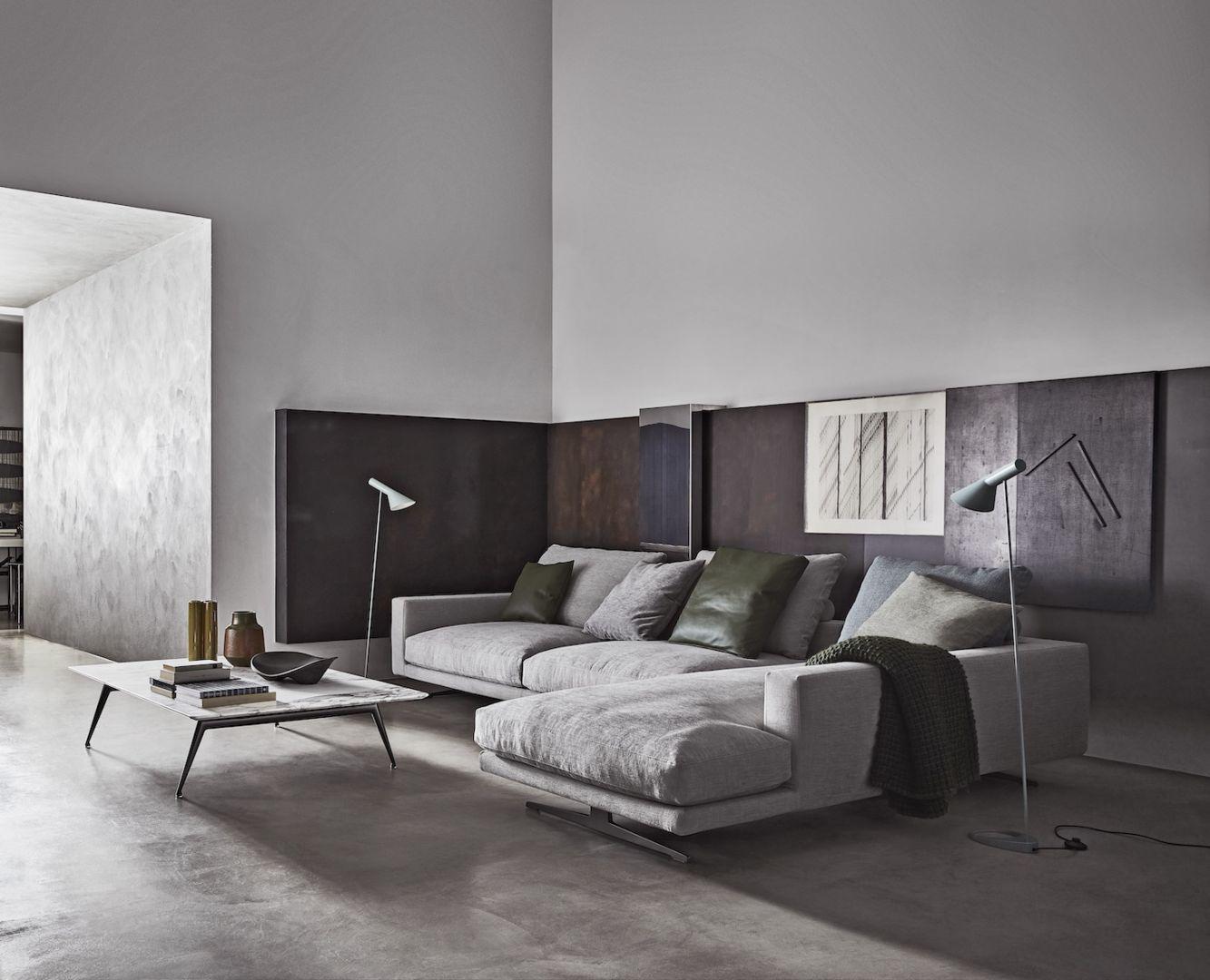 Sofa Campiello. mMarka Flexform/Mood Design