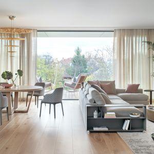 Sofa Groundpiece, realizacja: pracownia Mood Works. Fot. mat. prasowe Mood Design