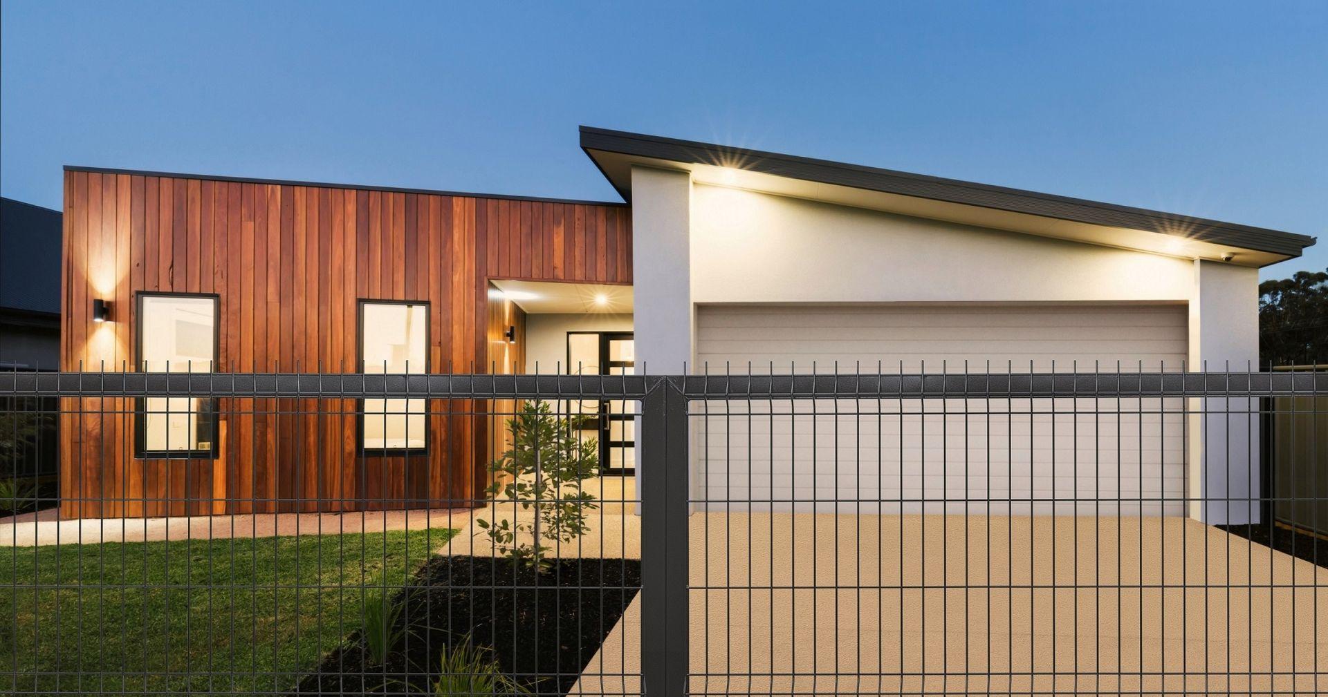 Fortlook - nowoczesne ogrodzenie panelowe