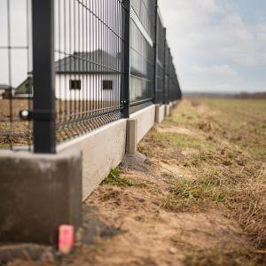 Pomysł na ogrodzenie - ogrodzenie panelowe. Fot. mat. prasowe Fortlook