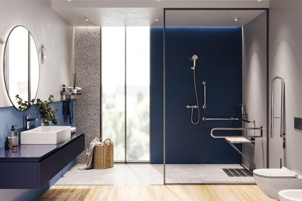 Odpowiednie rozmieszczenie i dobór sprzętów oraz akcesoriów, podział na strefy funkcjonalne – to sprawdzony przepis na wygodę w łazience.