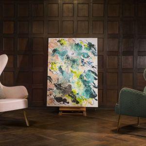 Fotele uszaki Classy i Randers, Dot Design. Fot. Galeria Wnętrz DOMAR/Dot Design