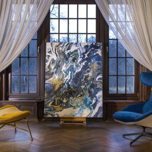 Fotele uszaki Varde i El Atero, Dot Design. Fot. Galeria Wnętrz DOMAR/Dot Design