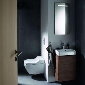 Toaleta myjąca AquaClean - projekt Christopha Behlinga dla marki Geberit. Fot. mat. prasowe Geberit