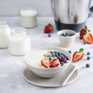 Jogurt naturalny. Fot. Thermomix