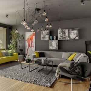 Projekt wnętrza: Maja i Marek Kostykiewicz, alekosmos.com. Zdjęcia: Aleksandra Dermont
