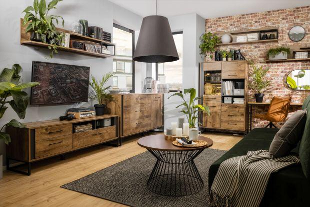 Urządzasz salon w stylu loft? Szukasz pomysłów na meble? Nie wiesz jaką kolekcję wybrać? Mamy dla Ciebie gotową pozycję. Polecamy piękną kolekcję mebli wstylu loftowym. Jest prosta,oszczędne w formie i surowa.