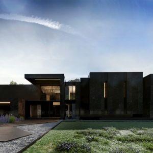 Re: Nero House to budynek, który jest odważny, nowoczesny i elegancki. Projekt: Marcin Tomaszewski, REFORM Architekt