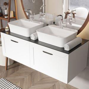 Szafki łazienkowe Dexa. Fot. Besco