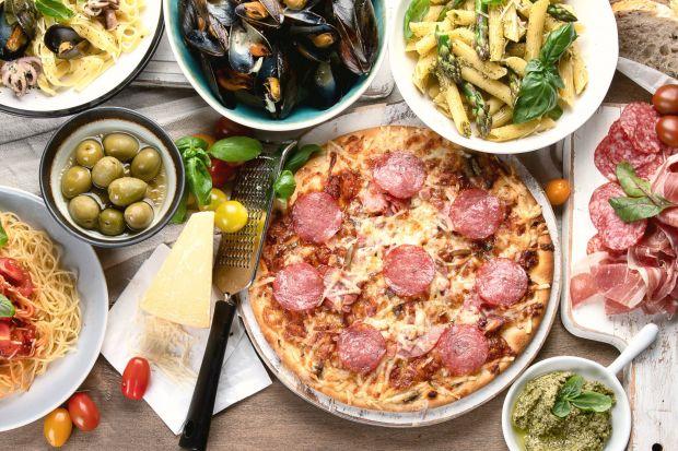 Kuchnia włoska bez glutenu