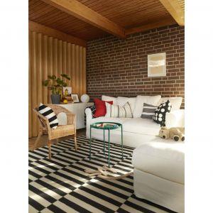 Sofa do małego salonu z kolekcji Gronlid. Dwuosobowa rozkładana. Dostępna w IKEA. Cena: 2.599 zł. Fot. IKEA