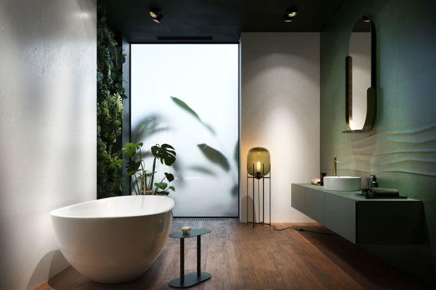 Kolekcja płytek Green Show nawiązuje do bliskości natury oraz na nowo interpretuje motywy roślinne we wnętrzach.