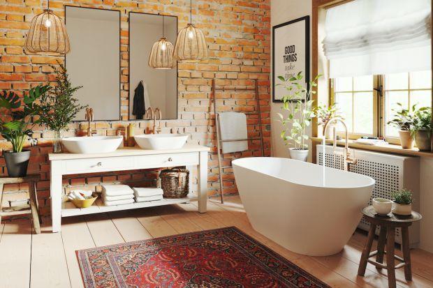Urządzenie łazienki wstylu boho to świetny pomysł. Wnętrze będzie modne, w przytulnym klimacie i bardzo wygodne.<br /><br /><br />