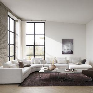 Nowa sofa Bergamo zaprojektowana została przez jednego z czołowych duńskich projektantów, Mortena Georgsena. Fot. BoConcept