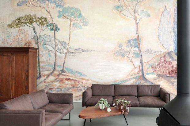 Tapeta na ścianie to modna i atrakcyjna dekoracja. Jaki wzór wybrać? Zobaczcie 20 propozycji, które są na czasie.
