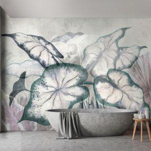 Tapeta z kolekcji Giverny. Fot. WallPepper