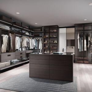 Na układ wewnętrzny szafy i garderoby będzie mieć wpływ przede wszystkim osobisty stan posiadania. Fot. Raumplus