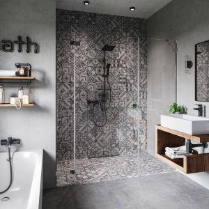 Rączka natryskowa jest niezbędna przy kąpieli w wannie i pod prysznicem. Fot. Ferro
