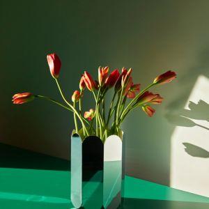 Wazon Arcs lustrzany, HAY. Sprzedaż: yestersen
