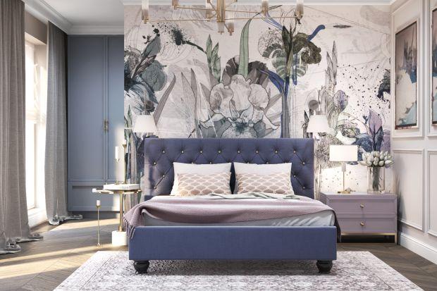 Ściana za łóżkiem w sypialni to miejsce, które warto wyeksponować. Zobaczcie co jest modne!