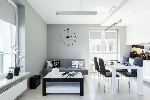 Jak urządzić mały salon? Jakie kolory wybrać? Które meble będą najlepsze w małym salonie? Radzi i podpowiada projektantka Beata Ignasiak.