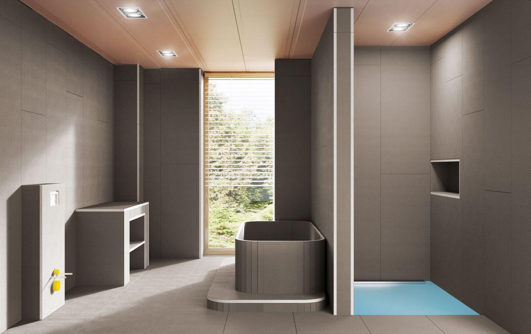 Płyty budowlane powstały po to, aby maksymalnie ułatwić i przyspieszyć prace budowlano-remontowe w pomieszczeniach o podwyższonym stopniu wilgotności. Fot. Ultramet