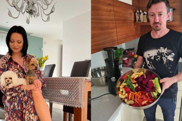 """Nasz """"orzeł z Wisły"""" to nie tylko jeden z najsłynniejszych i najbardziej lubianych polskich sportowców. To także posiadadcz pięknego domu w Wiśle. Zobaczcie, jak mieszka sławny polski skoczek Adam Małysz i jego żona, Iza Małysz."""
