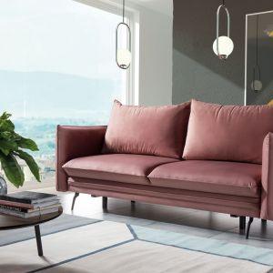Sofa do salonu z kolekcji Akita. Dostępna w ofercie firmy Libro. Fot. Libro