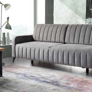 Sofa do salonu z kolekcji Grande. Dostępna w ofercie firmy Libro. Fot. Libro