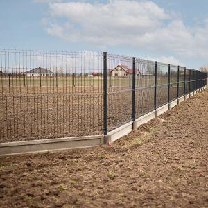 Wysokość ogrodzenia może być ograniczona tylko miejscowym planem zagospodarowania, podobnie jak rodzaj przęseł – pełnych lub ażurowych. Fot. Fortlook
