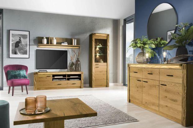 Meble w kolorze drewna są modne i cieszą się niesłabnącą popularnością. Wyglądają pięknie ibędą pasowały do każdego salonu. Jaką kolekcję wybrać? Zobacz meble w kolorze drewna dostępne w polskich sklepach.