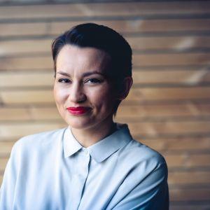 Monika Komalska, właścicielka w YAK Living Space Experience