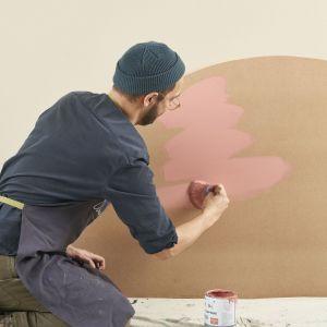 Krok 1. Metamorfoza sypialni przy uĺyciu farb Wall Paint i Chalk Paint Annie Sloan