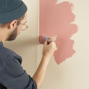 Krok 3. Metamorfoza sypialni przy uĺyciu farb Wall Paint i Chalk Paint Annie Sloan