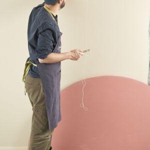 Krok 2. Metamorfoza sypialni przy uĺyciu farb Wall Paint i Chalk Paint Annie Sloan